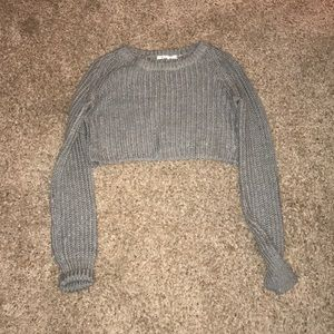 Kimchi Blue Cropped Sweater